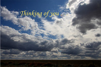 Clouds - Thinking of you